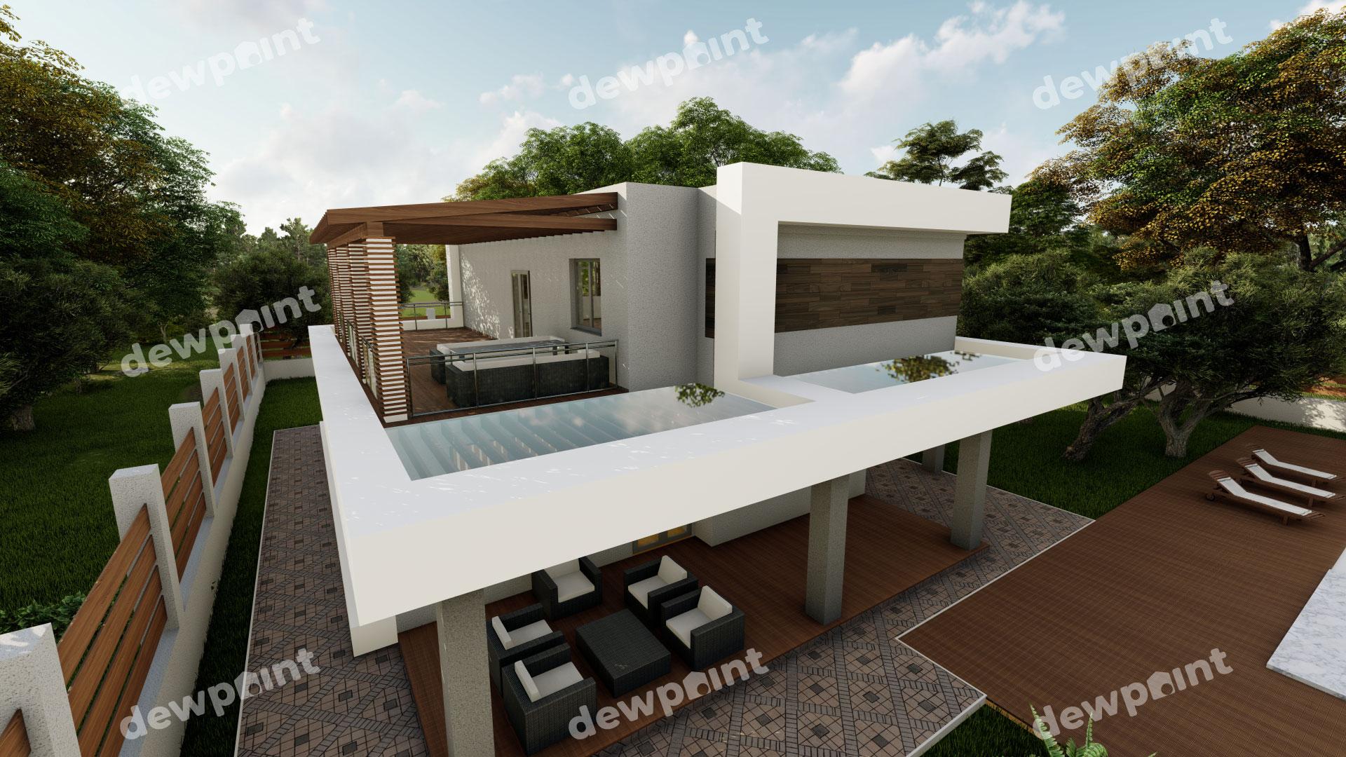 Проект дома ДП-34 фото 14382