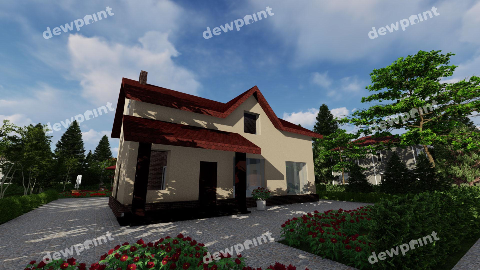 Проект дома ДП-35 фото 592704