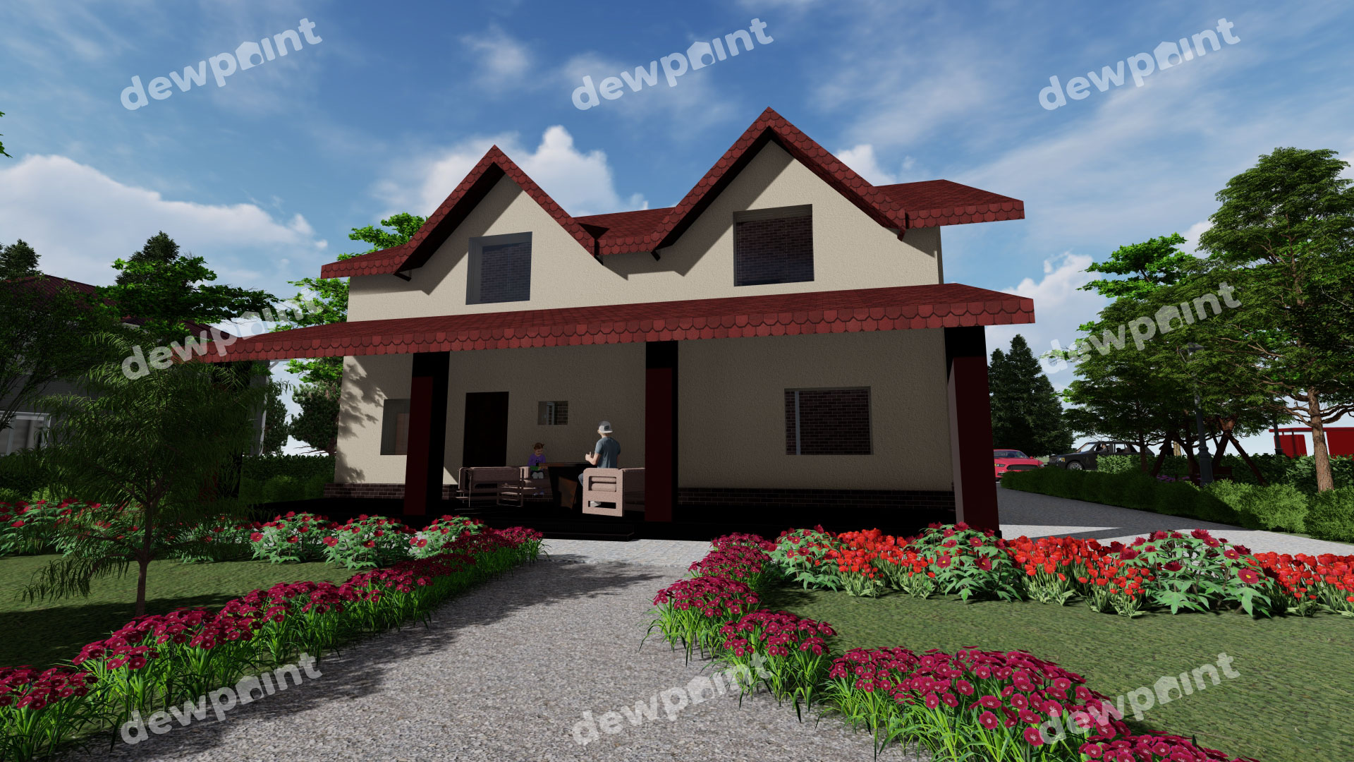 Проект дома ДП-35 фото 592702