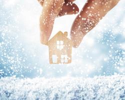 Можно ли строить дом зимой? фото 93046