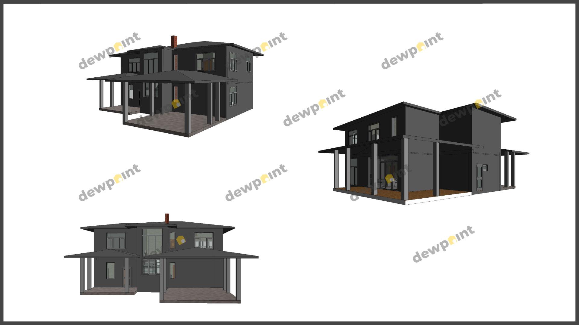 Проект дома ДП-36 фото 604094
