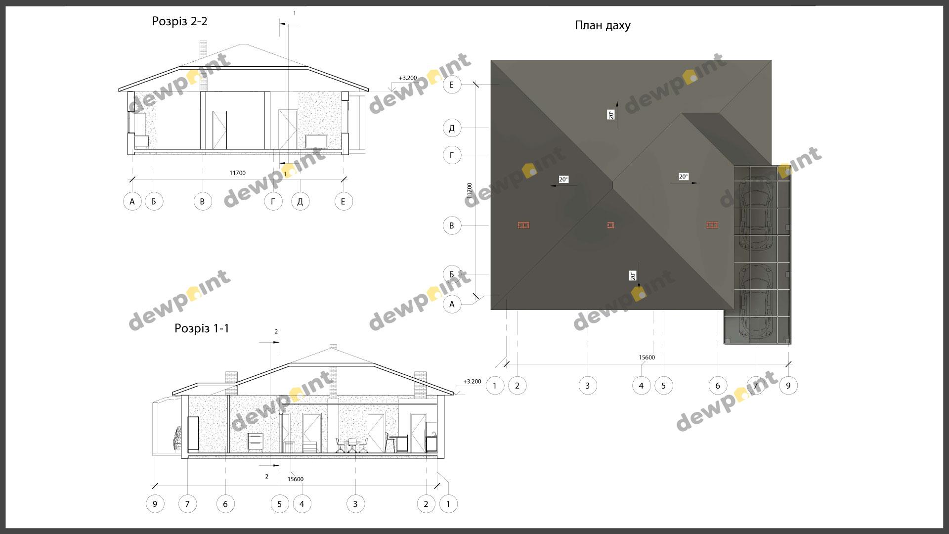 Проект дома ДП-38 фото 267930