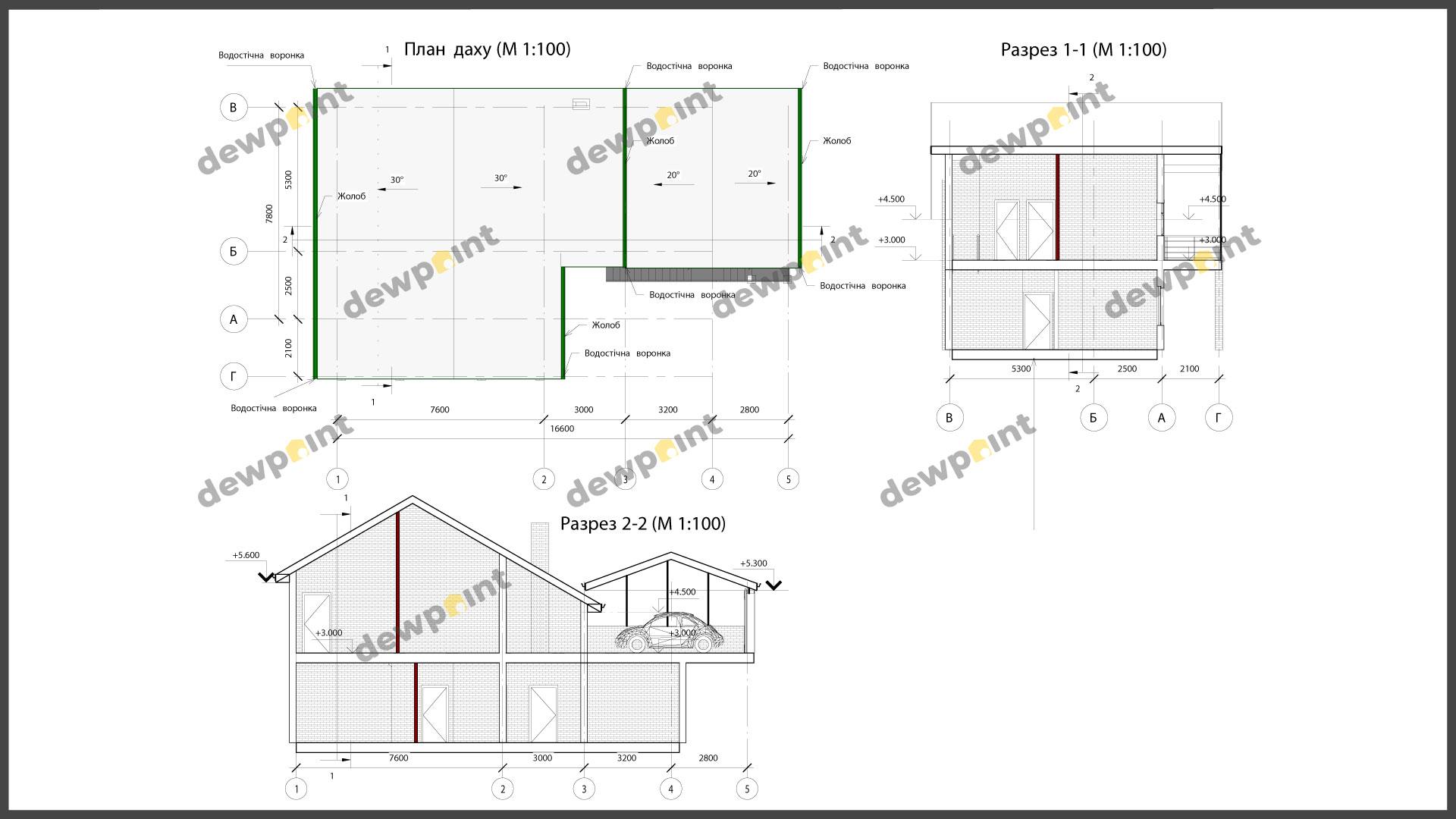 Проект дома ДП-37 фото 7898