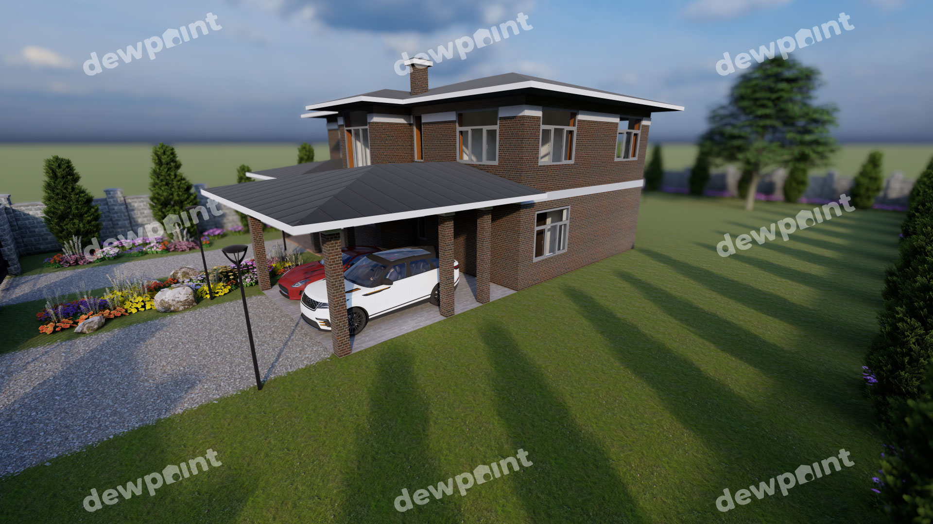 Проект дома ДП-36 фото 604087
