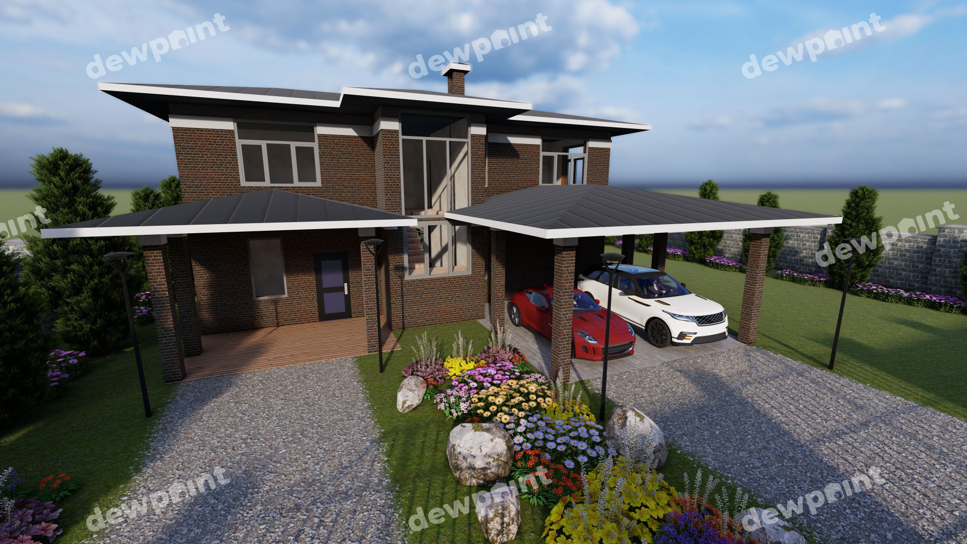 Проект дома ДП-36 фото 604088