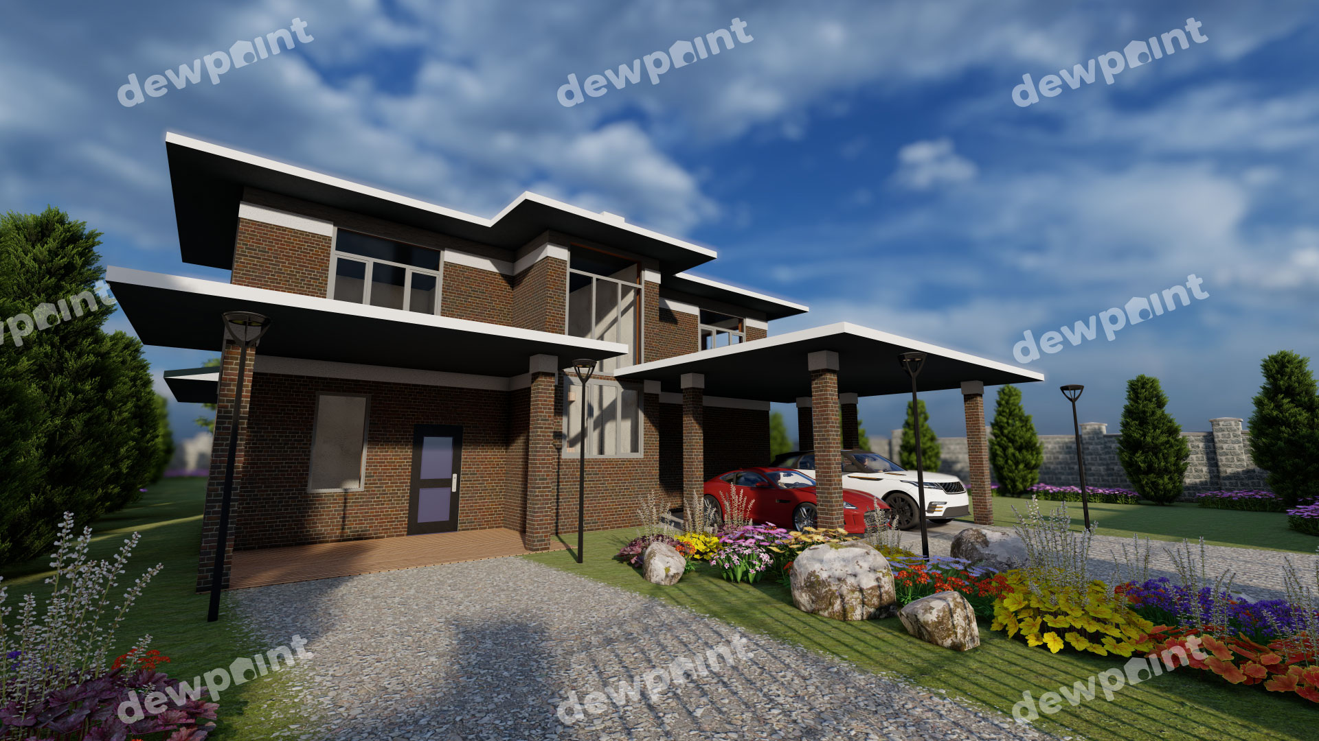 Проект дома ДП-36 фото 604085