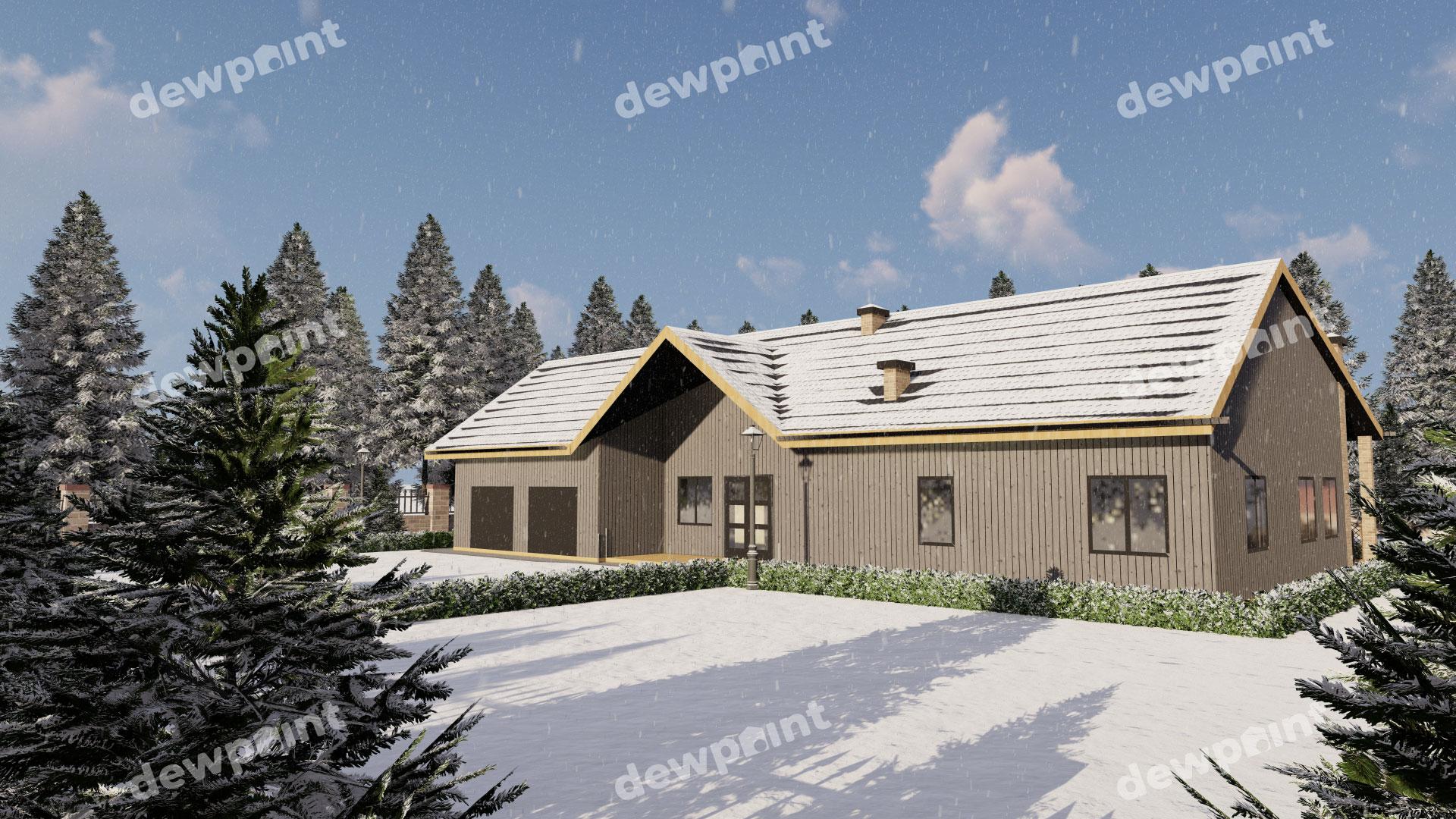Проект дома ДП-39 фото 9838