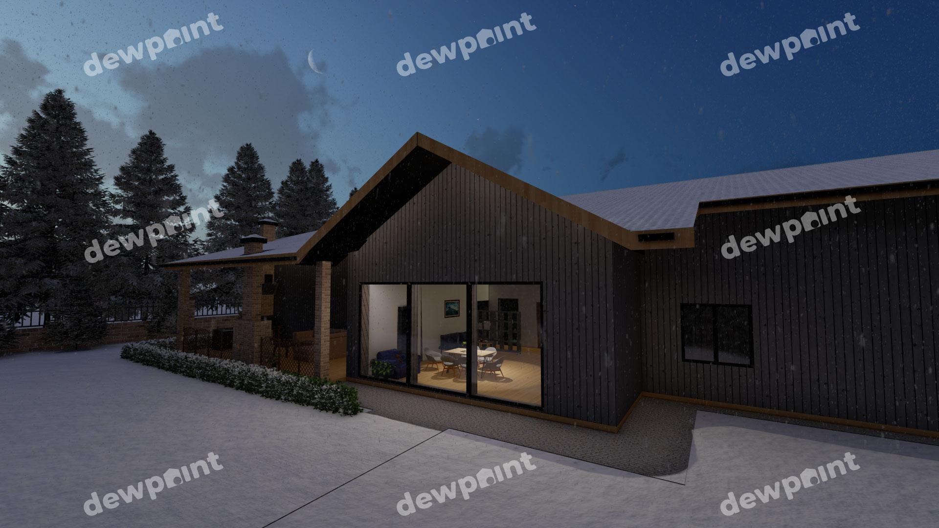 Проект дома ДП-39 фото 9835