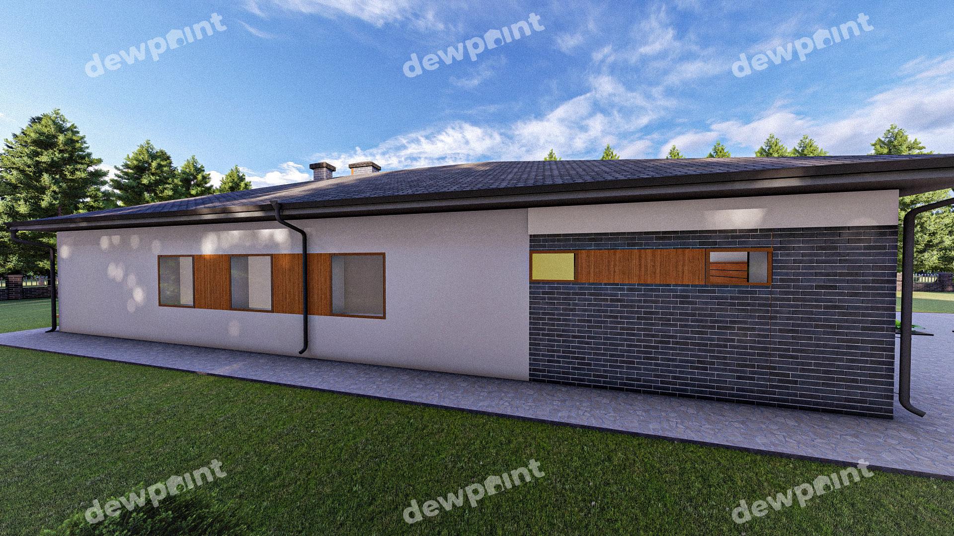 Проект дома ДП-40 фото 268096