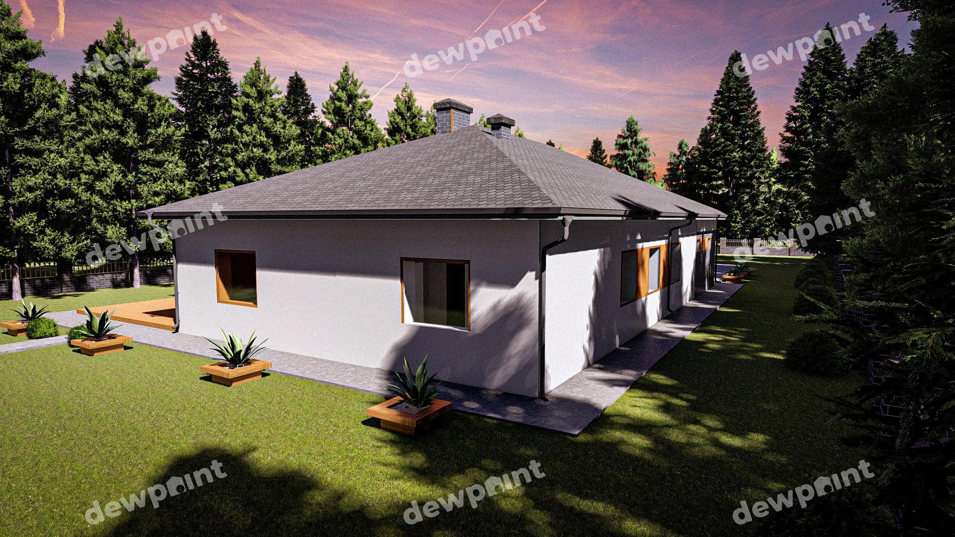 Проект дома ДП-40 фото 268105