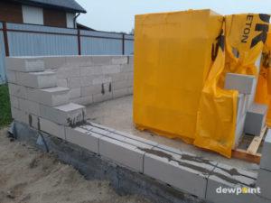 Армирование стен из газобетона фото 346437